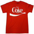 Coca Cola Enjoy Coke Adult T-Shirt -Official Coke Carbonated Soft Drinks Tee