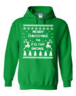 Ugly Sweater Merry Christmas Filthy Animal Tacky Tee Funny Xmas HOODIE