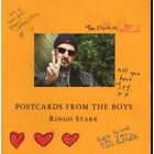"RINGO STARR Postcards From The Boys BOOK 111 Page 7""X7"" Colour Paperback Book"