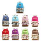 Korean Casual Style School Shoulder Bag Rucksack Travel Bags Campus Backpack
