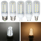 SMD 5730 B22 E27 E14 G9 GU10 36PCS LED Corn Light Bulb Lamp w/Cover 7W 200-240V