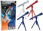 KIDS 1ST ASTRONOMICAL TELESCOPE WITH TRIPOD - CHILD'S EDUCATIONAL SCIENCE TOY 6+