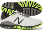 New Balance NBG1005GRG Minimus Golf Shoes Mens Grey Green Waterproof New