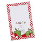 Grandmas Apple Pie Recipe Cotton Kitchen Towel Vintage Style