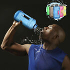 2.2L Big BPA Free Sport Gym Training Drink Water Bottle Kettle Workout Hiking