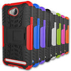 For Huawei Y3 II (2nd Gen.) Case Hybrid Armor Kickstand Protective Phone Cover