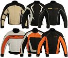 Men's Motorcycle Motorbike Racing Bikers Jacket Waterproof Textile Jackets