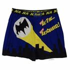 Batman TV Series Bat Signal DC Comics Adult Boxer Underwear