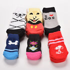 4X Winter Warm Soft Cute Socks Cotton Anti-slip Cute Nice Knit For Pet Dog Cat J