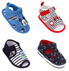 Infant Toddler Baby Boy Girl Sandals Soft Sole Crib Shoes Newborn to 18 Months