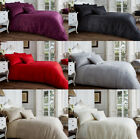 Luxurious Jacquard Duvet Set With Pillow Cases Quilt Cover Single Double King