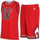 adidas CHICAGO BULLS YOUTH JERSEY SHORTS SET 7-16 YEARS NBA GASOL 16 BASKETBALL