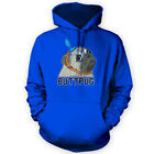 Buttpug Hoodie -x12 Colours- Gift Present Meme Dog Funny Lover Innuendo