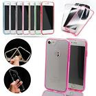 Shock Proof Case Full Body Silicone Cover Screen Protector for iPhone and Galaxy