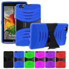 Shockproof Heavy Duty Stand Box Case For LG G Pad F 7.0/G Pad F 8.0/G Pad X 8.0