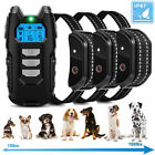 Wireless 1/2/3 Dog Fence No-Wire Pet Containment System Rechargeable &Waterproof