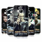 OFFICIAL STAR TREK ICONIC ALIENS DS9 HARD BACK CASE FOR HTC PHONES 2
