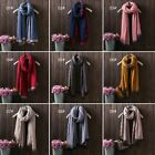 Fashion Charm Women Long Scarf Cotton Indian Large Scarves Ladies Shawl New #140