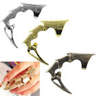 Punk Rings Rock Scroll Joint Armor Knuckle Metal Full Finger Claw Rings Gifts