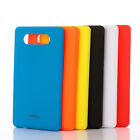 New Plastic Back Battery Cover Door Housing Case Replacement For Nokia Lumia 820