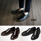 New GDH227 Leather Slip On Penny Loafers Comfort Casual Formal Mens Dress Shoes