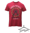 MEN'S H & M SUMMER CASUAL T-SHIRT WINE COLOR. CODE- M-06-WINE