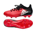 Adidas X 16.2 FG BB5632 Soccer Football Cleats Shoes Boots Red Limit