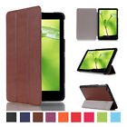 Ultra Slim PU Leather Folio Fold Book Case Stand Cover for LG G PAD Tablet PC