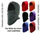 Внешний вид - Winter Warm Balaclava Fleece Ski Winter Skiing Neck Face Mask Fleece Hood Hat