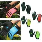 Unisex Kids Bike Bicycle Cycling Scooter Gloves Full Finger Quick-dry Gloves