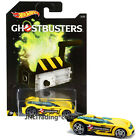 NEW 2016 Hot Wheels 1:64 Die Cast Car GHOSTBUSTERS Exclusive Battle Spec 3/8