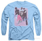 beverly hills cop soundtrack list - Long Sleeve: Beverly Hills 90210 - The A List Longsleeve Shirt - Carolina Blue