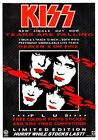 KISS Tears Are Falling PHOTO Print POSTER Band Monster Freedom to Rock Tour 009