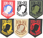 Prisoner Of War Missing In Action POW MIA You Are Not Forgotten Iron On Patch