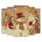HEAD CASE DESIGNS CHRISTMAS CLASSICS SOFT GEL CASE FOR SONY PHONES 1