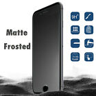 Matte Frosted Tempered Glass Screen Protector Front/Back Guard For iPhone 7 Plus