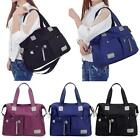 New Women Nylon Handbag Shoulder Waterproof Purse Crossbody Messenger Bag B8F4