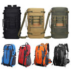 50L Outside Tactical Molle Military Rucksacks Backpack Travel Camping Bag Large