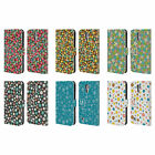 HEAD CASE DESIGNS DITSY FLORAL LEATHER BOOK CASE FOR SAMSUNG GALAXY S4 MINI