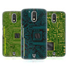 HEAD CASE DESIGNS CIRCUIT BOARDS HARD BACK CASE FOR MOTOROLA MOTO G4 / G4 PLUS