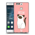 HEAD CASE DESIGNS KITTY CATS SOFT GEL CASE FOR HUAWEI P9