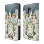 HEAD CASE DESIGNS CHRISTMAS NATIVITY LEATHER BOOK CASE FOR SAMSUNG GALAXY NOTE 4