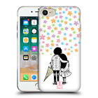 HEAD CASE DESIGNS SHOWER OF COLOURS SOFT GEL CASE FOR APPLE iPHONE 7 / iPHONE 8