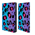 HEAD CASE DESIGNS NAIL ART LEATHER BOOK WALLET CASE COVER FOR APPLE iPAD MINI 4