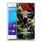 HEAD CASE DESIGNS SKATEBOARDS SOFT GEL CASE FOR SONY XPERIA M4 AQUA