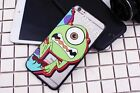 Monster University TPU Cover Case For iPhone 6/6S Plus 7 plus Gift Christmas