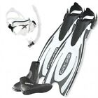 Cressi Set Frog Plus Weiss  06DE