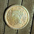 1853 Large Cent - Nice Coin