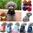 Fashion Dog Coat Jacket Pet Supplies Clothes Winter Apparel Clothing Costume