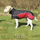 Trixie Avalllon Slim Fit Winter Dog Coat / Jacket Various Sizes Available Red